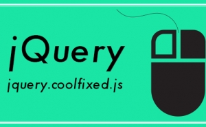jquery.coolfixed